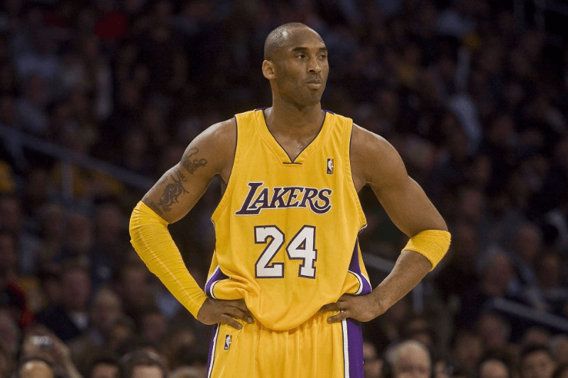 TEXAS, USA - (ARCHIVE): A file photo dated on March 10, 2010 shows Los Angeles Lakers player Kobe Bryant during NBA game between Toronto Raptors and Los Angeles Lakers, in Texas, United States. Basketball legend Kobe Bryant has died in a helicopter crash outside Los Angeles Sunday morning, US media reported.