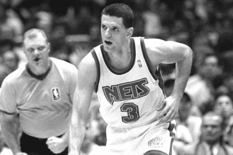 Drazen Petrovic. May 05, 1993.