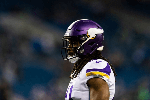Minnesota Vikings defensive back Anthony Harris (41) during the NFL regular season football game against the Seattle Seahawks on Monday, Dec, 10, 2019 at CenturyLink Field in Seattle, WA.