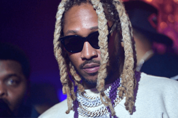 Rapper Future attends MIATL Weekend Celebration at Compound on October 11, 2020 in Atlanta, Georgia.