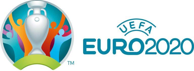 UEFA Euro 2020 tournament logo.