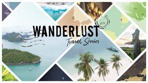 Wanderlust: Travel Stories –  viajar, mesmo quando recluso em casa