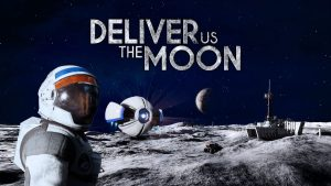 Deliver us the moon – Crateras na lua, buracos no argumento