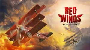 Red Wings: Aces of the Sky – Combate aéreo na Switch