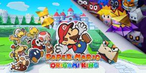 Paper Mario: The Origami King – um regresso bem sucedido
