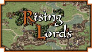 Rising Lords – Um jogo de tabuleiro virtual (só) para entusiastas