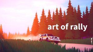 Art of Rally – Arte em movimento