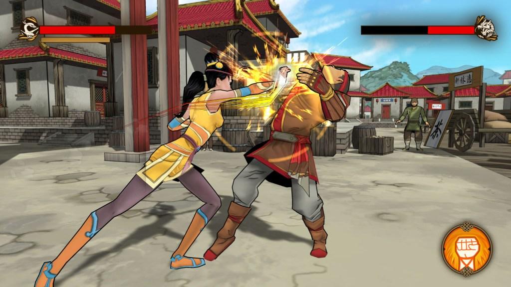 Combat screenshot. Shuyan Saga, Lofty Sky Entertainment, 2017
