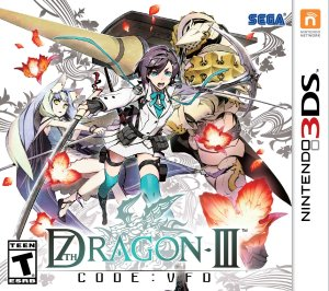 Cover art for 7th Dragon III: Code VFD. Sega, 2016.