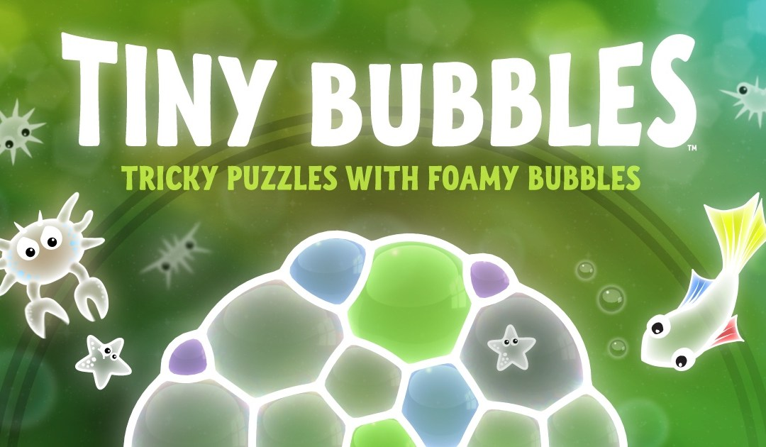 Developer Stu Denman Comes Clean on the Story Behind Popular Puzzler Tiny Bubbles