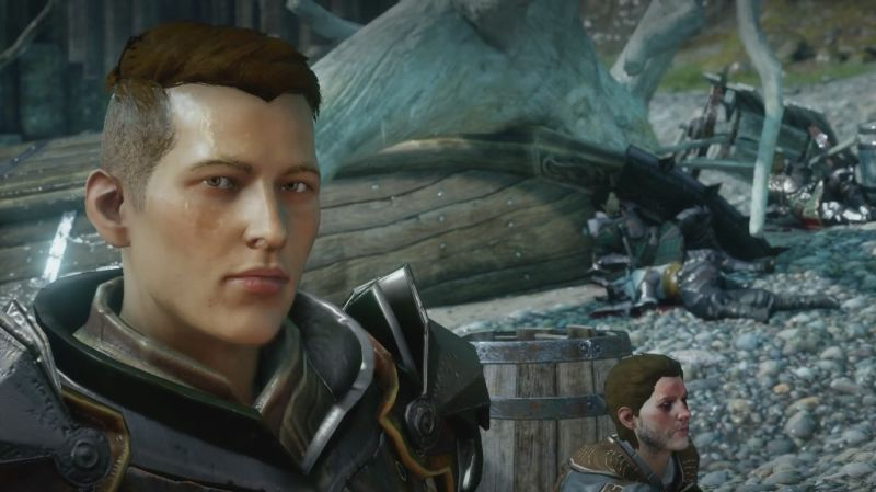 Krem (Cremisius Aclassi). Dragon Age: Inquisition, BioWare, EA, 2014