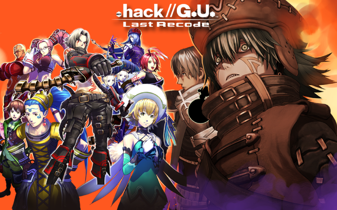 Toxic Players and (Lack of) Redemption in .hack//G.U. vol. 1//Rebirth