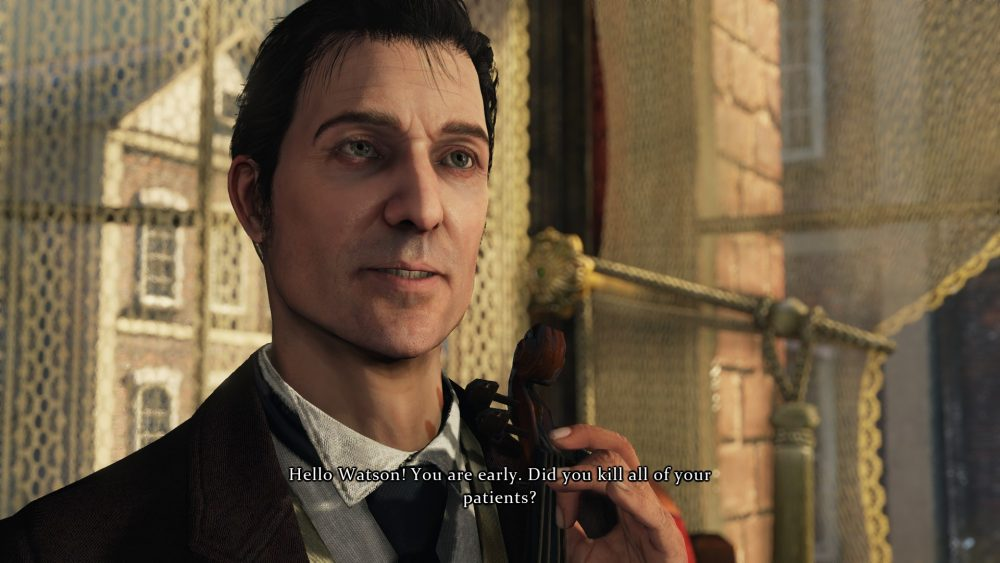 Sherlock Holmes: Crimes and Punishments, Frogwares, Focus Home Interactive, 2014