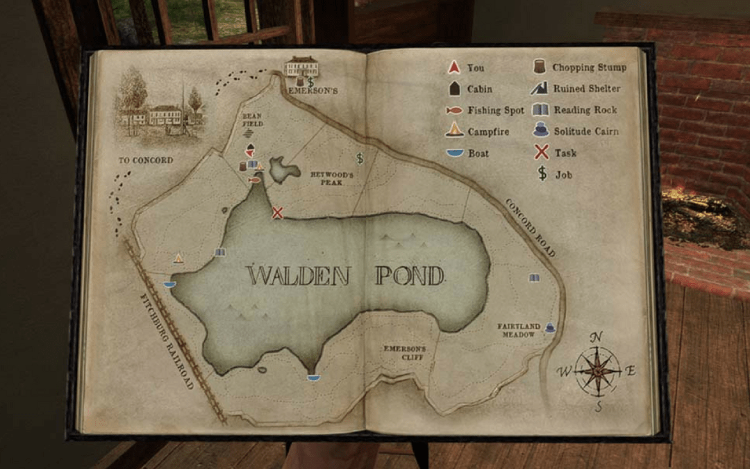 Review: Still Life in Walden, a game