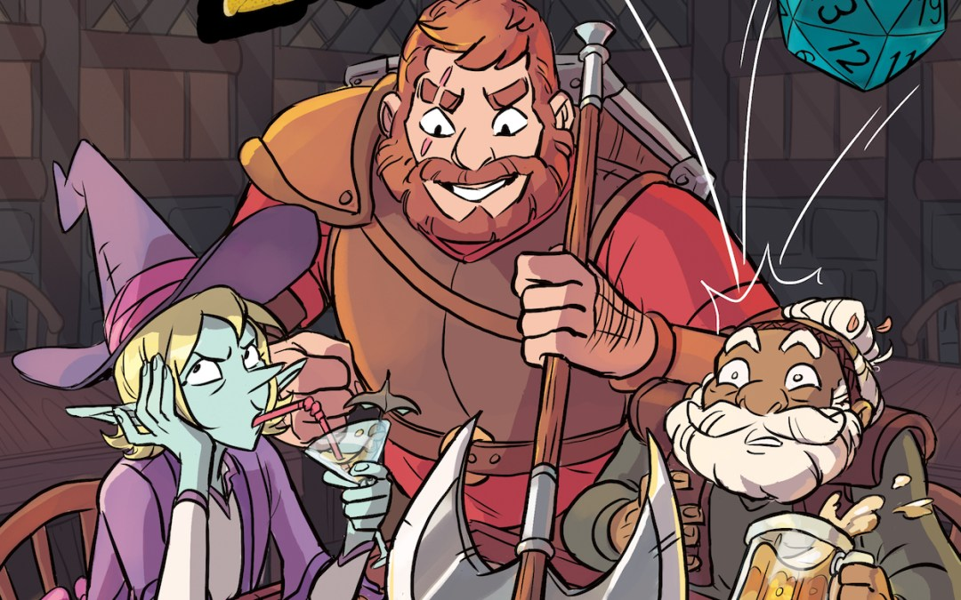 Review: The Adventure Zone D&D Module Will Delight Fans