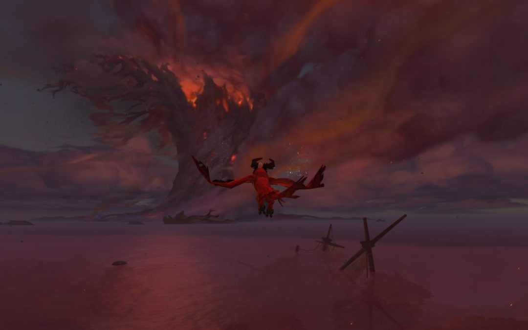 Diaries of a Horde Druid: The War of Thorns