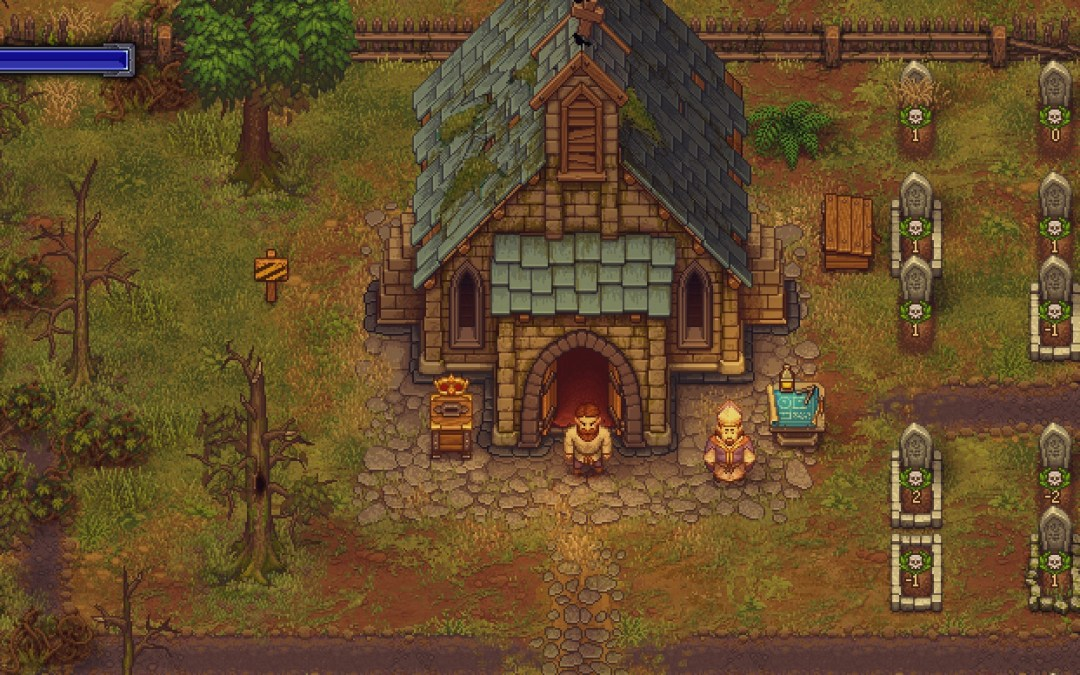 Review: Graveyard Keeper's Post-Launch Necromancy Keeps the Game Feeling Fresh