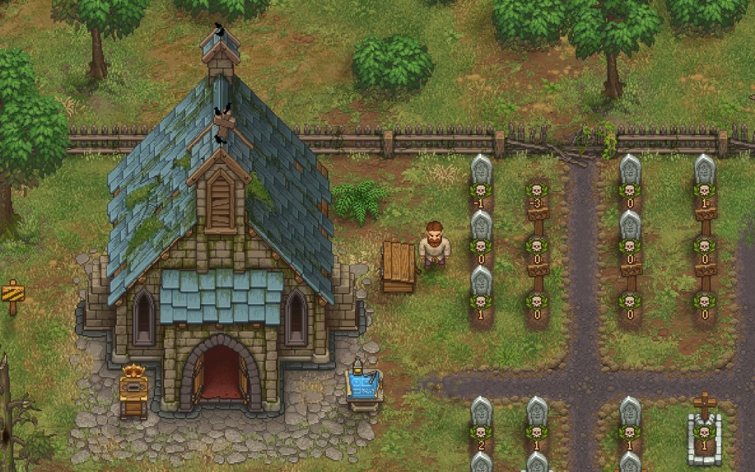 Preview: Graveyard Keeper's Alpha Doesn't Get Buried in Bugs