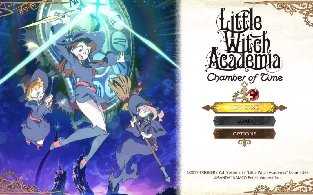 Review: Little Witch Academia: Chamber of Time Only Has A Pinch of Magic