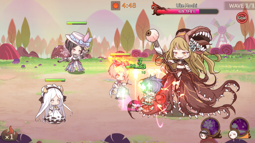 Fighting With Food: A Food Fantasy Review | Sidequest
