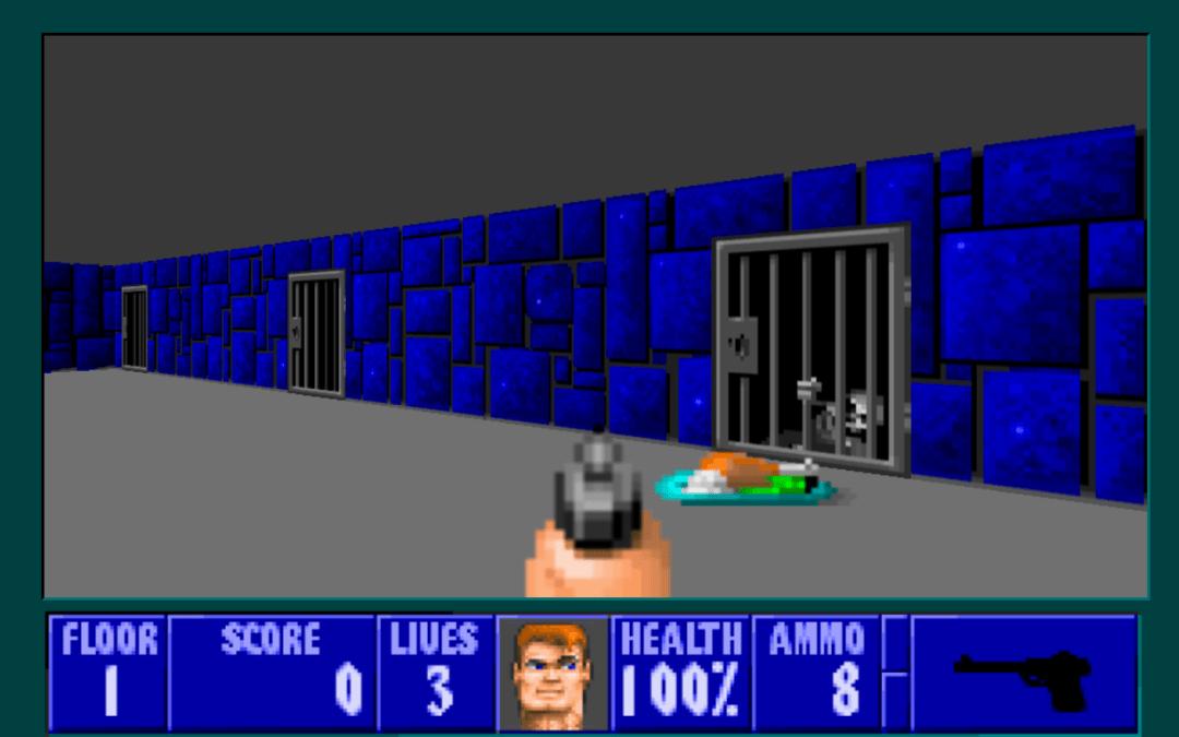 My Mom Plays Wolfenstein: An Interview