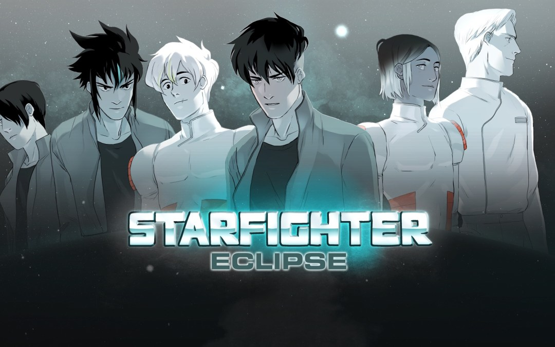 Choose Your Own Space-Shag – Boy Love in Starfighter: Eclipse