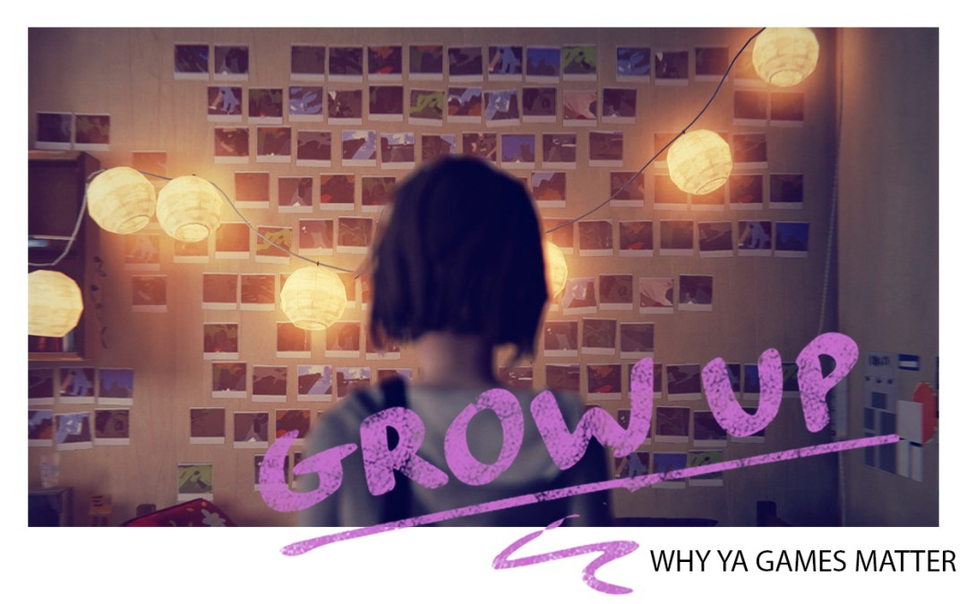 Grow Up: Why We Need Young Adult Games