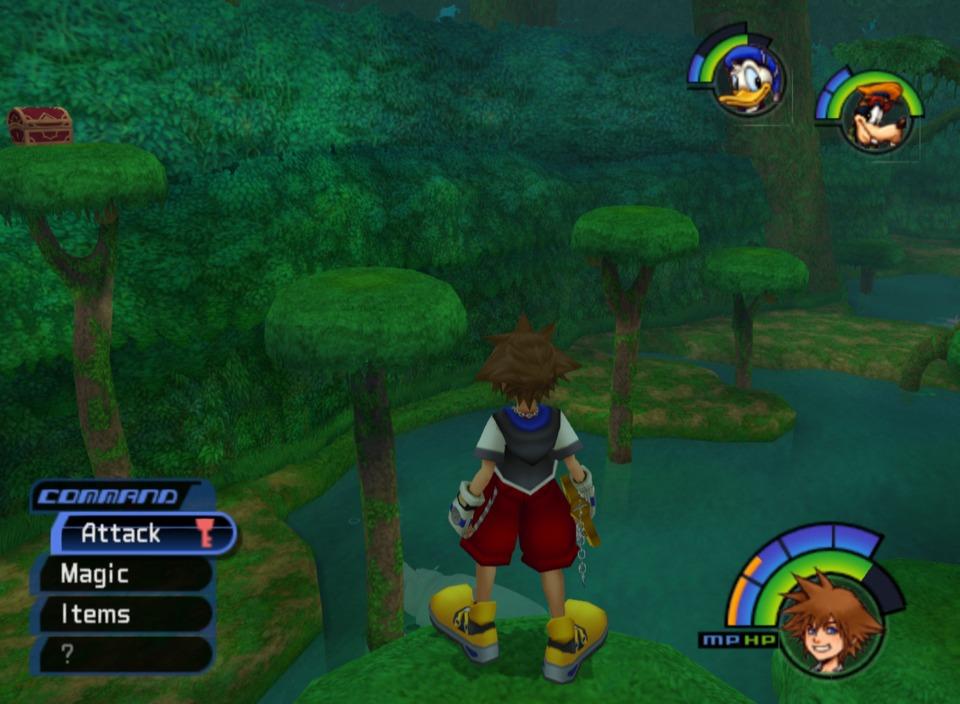 Kingdom Hearts, Square Enix, 2005