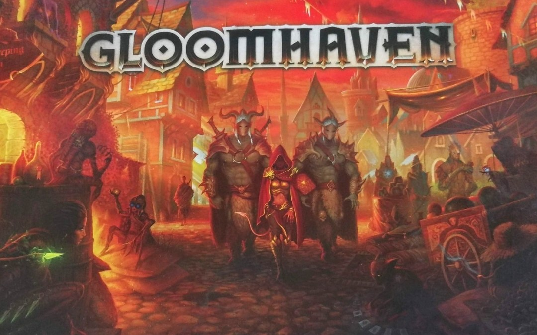 Exploring my Legacy: Adventures in Gloomhaven