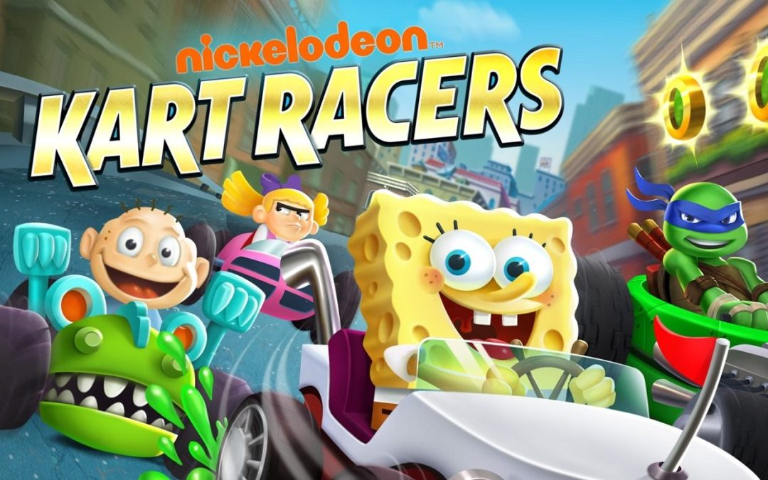 I Have Seen Hell and it is Nickelodeon Kart Racers