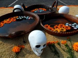 Città del Messico, Uam-I, Dia de Muertos
