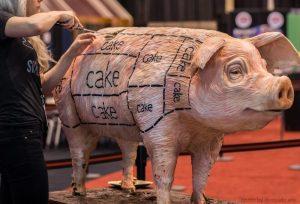 Giant Pig Cake