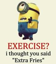 Exercise- Minion