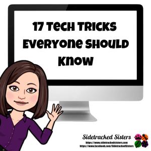 17 Tech Tricks