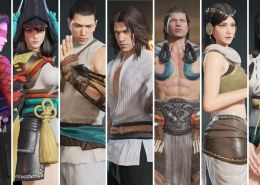 The best Naraka Bladepoint characters