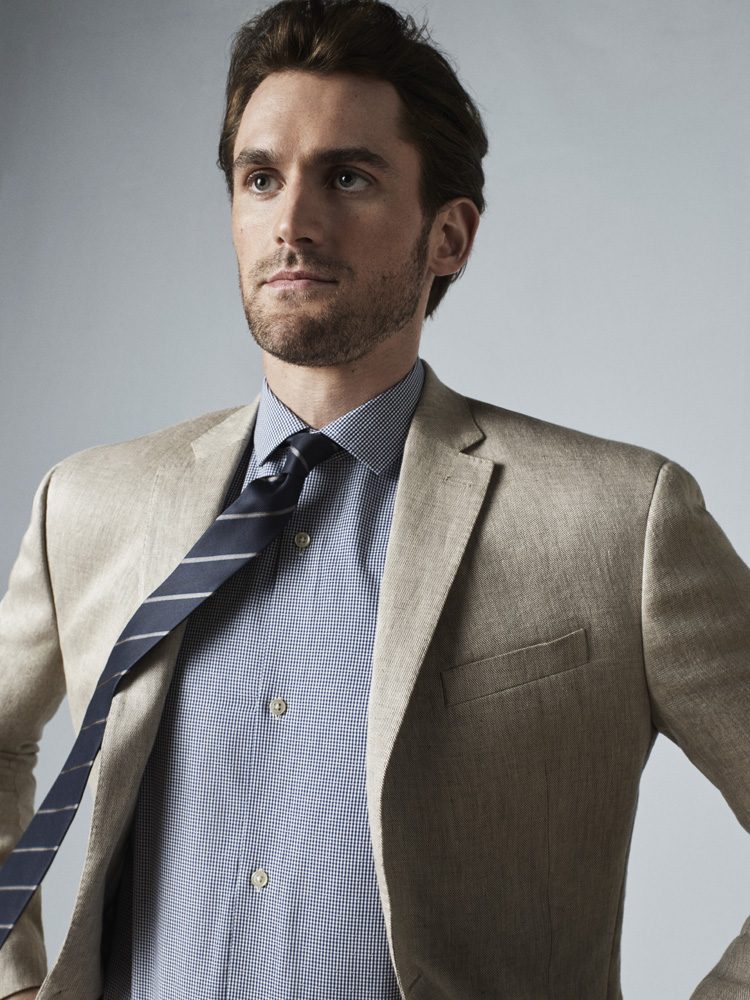Banana Republic Partners with Kevin Love For 2016 ...