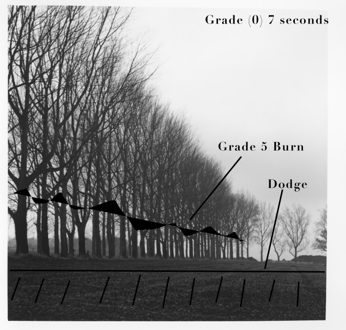 split grade printing