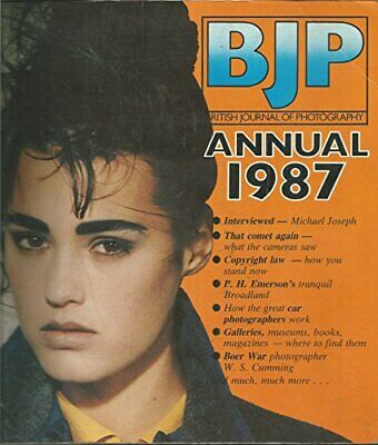 Book Cover: BJP Annual 1987
