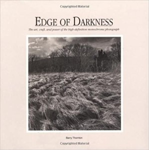 Book Cover: Edge of Darkness by Barry Thornton