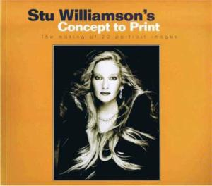 Book Cover: Stu Williamson's Concept to Print