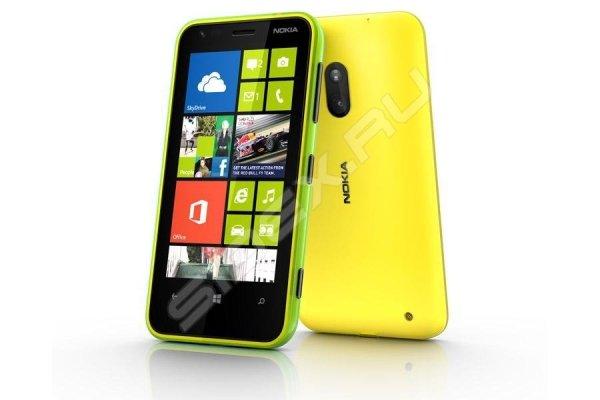 Nokia Lumia 620 желтый купить по Убойной Цене