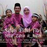 Salam Eidul Fitri