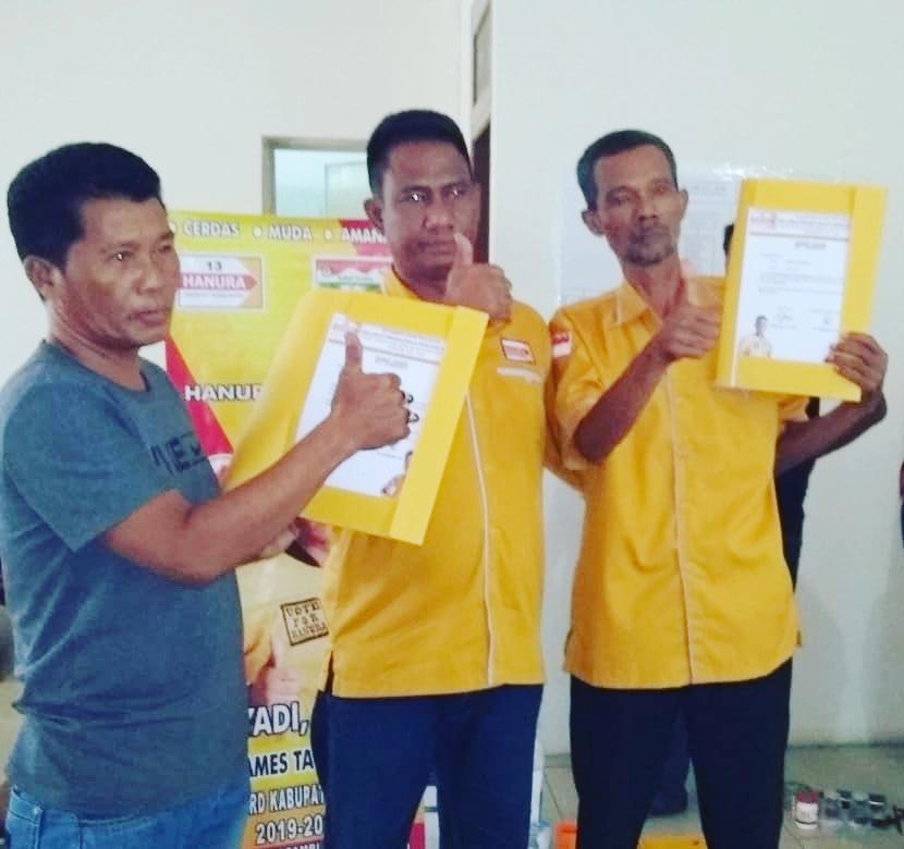 Suryadi ST. MM Caleg DPRD Kab. Tangerang Partai Hanura Gelar Kampanye Terbatas Bimtek Para Kordes Di Rumah Kemenangan