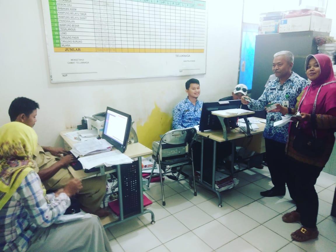 Kinerja Maksimal Pelayanan Terpadu Kec.Teluknaga Di Bulan Ramadhan