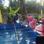 Dukung Ketahanan Pangan, Polda Banten Bersama PT. Indonesia Power Lakukan Budidaya Ikan