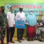 Pemerintah Desa Tanjung Pasir Salurkan 190 KPM (Keluarga Penerima Manfaat) BLT Dana Desa Tahap 2