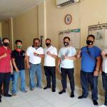 Sat Intelkam Polres Metro kota Tangerang Gelar Kunjungan Ke Pengurus DPC KSPSI