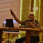 """Brigjen Pol. DR.Zulkifli.AR.S.IK.,M.H Berikan Ceramah Agama Dengan Tema """"The Power Of Hijrah"""""""