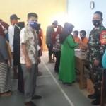Pemerintah Desa Kebon Cau Salurkan 896 KK Penerima BST Tahap 7 Di Aula Kantor Desa Kebon Cau