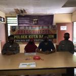 Simpan 9 Poket Narkotika Jenis Sabu-Sabu, Seorang Wanita Diamankan Polsek Kota Bangun